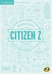 CITIZEN Z. WORKBOOK WITH DOWNLOADABLE AUDIO. A2