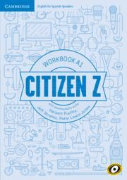 CITIZEN Z. A1 WORKBOOK WITH DOWNLOADABLE AUDIO.