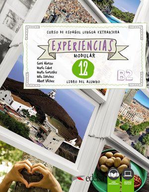 EXPERIENCIAS 12 (B2). LIBRO DEL ALUMNO