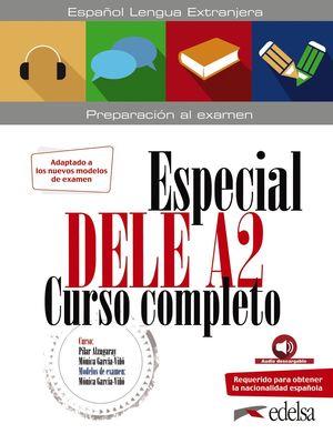 ESPECIAL DELE A2. CURSO COMPLETO. EDICION 2020
