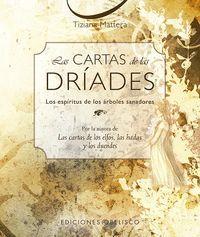 CARTAS DE LAS DRIADES Y BARAJA,LAS NE