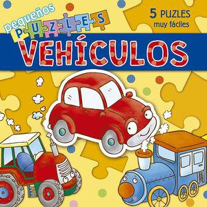 PEQUEÑOS PUZLES - VEHICULOS