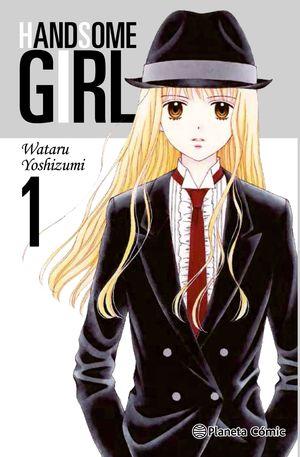 HANDSOME GIRL Nº 01/05