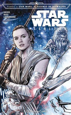 STAR WARS LEALTAD (EPISODIO IX)