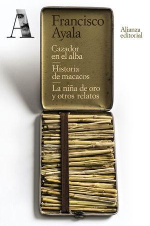 RELATOS: EL BOXEADOR Y UN ÁNGEL. CAZADOR EN EL ALBA. HISTORIA DE MACACOS. LA NIÑ