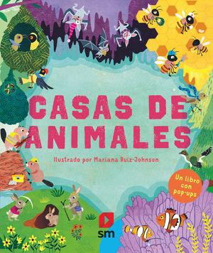 CASA DE ANIMALES