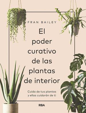 PODER CURATIVO DE LAS PLANTAS DE INTERIOR, EL