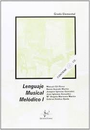 LENGUAJE MUSICAL MELODICO I