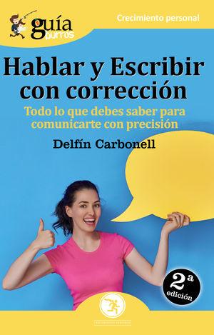 GUIABURROS HABLAR Y ESCRIBIR CON CORRECCION
