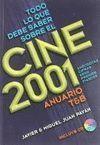 CINE 2001 ANUARIO T&B +CD