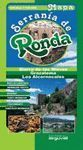 MAPA SERRANIA DE RONDA