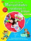 GRAN LIBRO MANUALIDADES CREATIVAS PARA NIÑOS