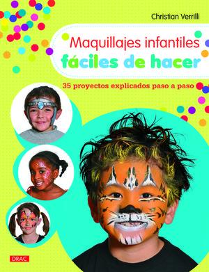 MAQUILLAJES INFANTILES FACILES DE HACER