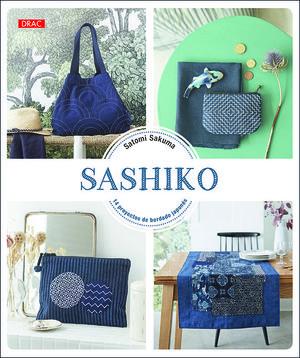 SASHIKO 14 PROYECTOS DE BORDADO JAPONES