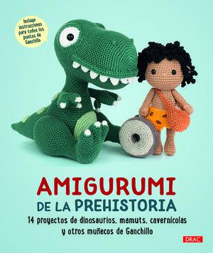 AMIGURUMI DE LA PREHISTORIA