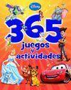DISNEY. 365 JUEGOS Y ACTIVIDADES
