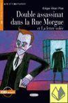 DOUBLE ASSASSINAT DANS LA RUE MORGUE +CD