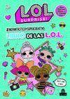 LOL SURPRISE! #MIFANTASTICOYSUPERCREATIVO LIBRO DE LAS L.O.L