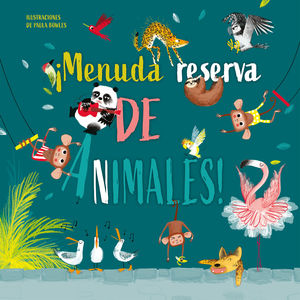 MENUDA RESERVA DE ANIMALES