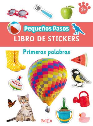 PP STICKERS PRIMERAS PALABRAS