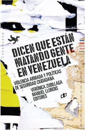 DICEN QUE ESTAN MATANDO GENTE EN VENEZUELA