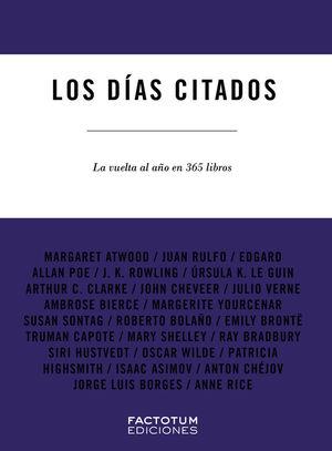 DIAS CITADOS,LOS