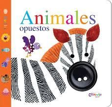 ANIMALES OPUESTOS - HUELLAS